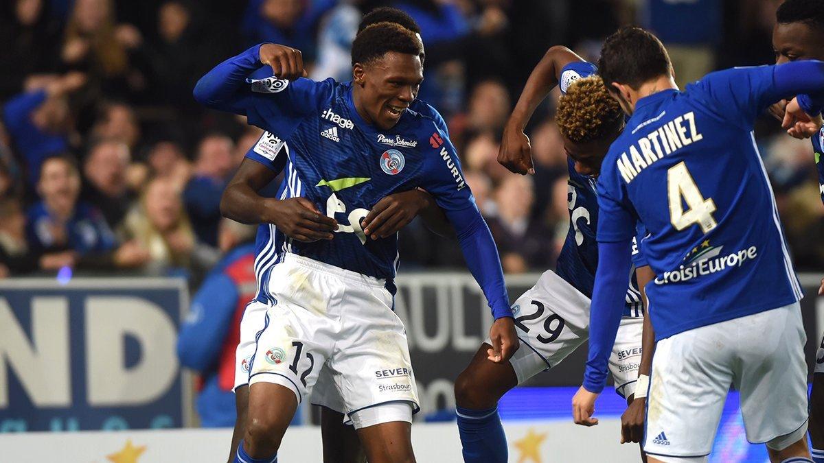 Video: Olympique Marseille vs Strasbourg