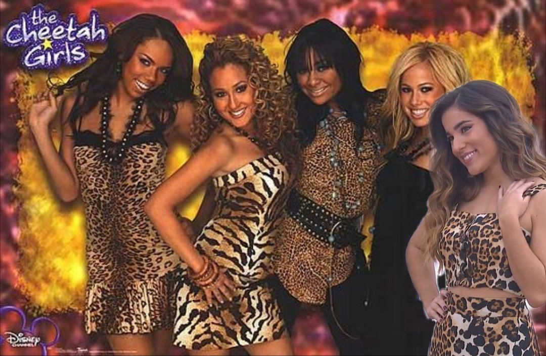 Cheetah girls wearing nothing, sexy animated gif xxx
