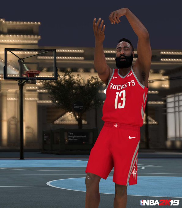 d8bf5430c These dudes have been unstoppable lately 💪 Cop  JHarden13 and   yungsmoove21 latest jerseys in The Neighborhood now