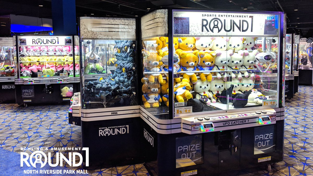Round1 Usa On Twitter Only A Few More Days Until Our Grand Opening