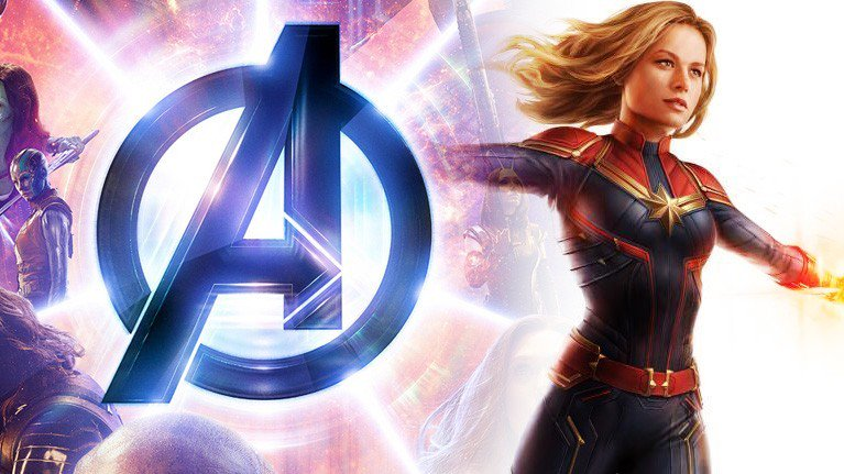 Comicbook Now On Twitter Captain Marvel And Avengers