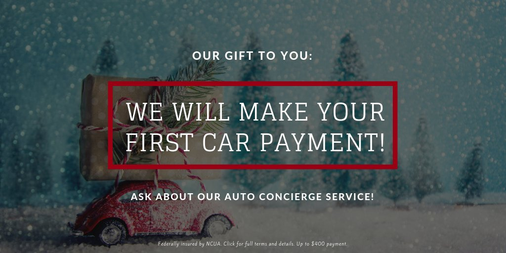 Enterprise Auto Finance >> America S Cu On Twitter We Ll Make Your First Car Payment