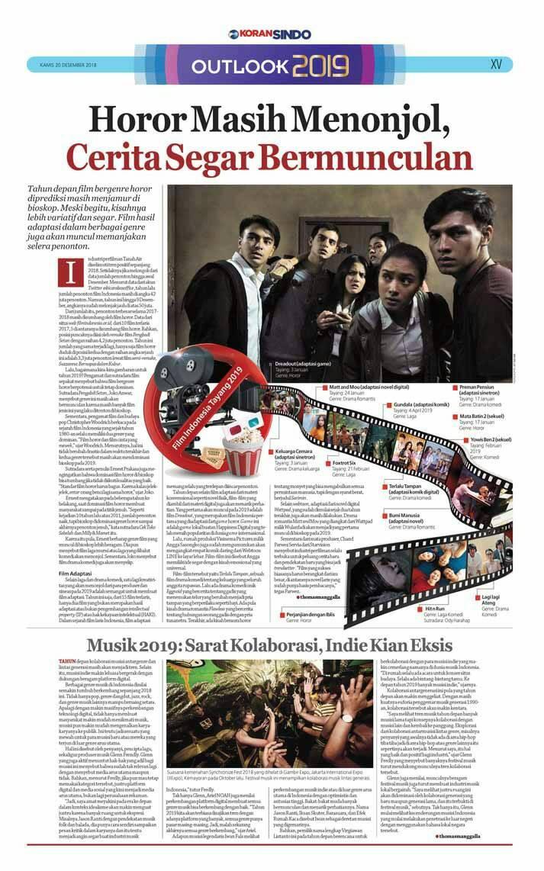 Koran Sindo On Twitter Film Dengan Genre Horor Dengan Balutan