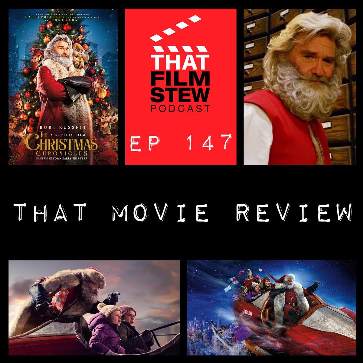 Christmas Chronicles Review.Thatfilmstewpodcast On Twitter New Episode Listen