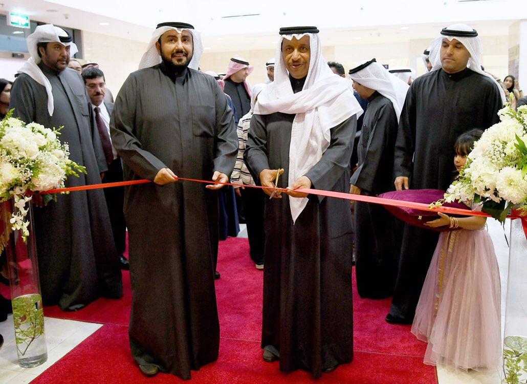 سمو رئيس الوزراء يفتتح التوسعة الجديدة للمستشفى الاميري  #رؤية_2035 #كويت_جديدة https://t.co/SObbmmxWEq