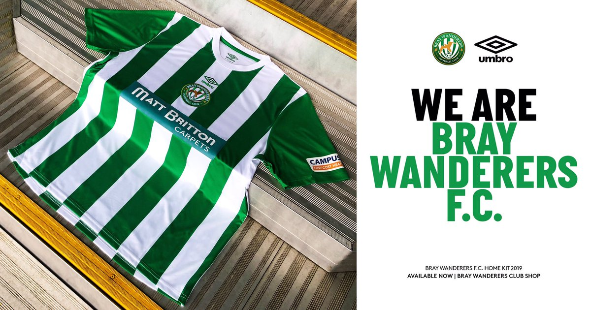 e57b7d1af5151 Bray Wanderers FC on Twitter: