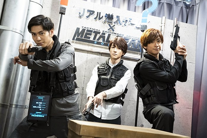 『2.5次元男子推しTV シーズン3』 12/21(金)よる8:15⇒ https://bit.ly