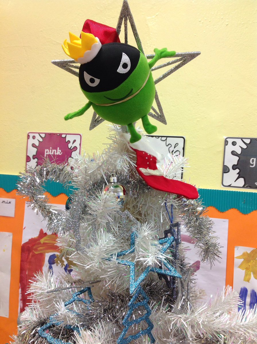 #evilpea is learning to be an angel #supertato @suehendra @PaulLinnet