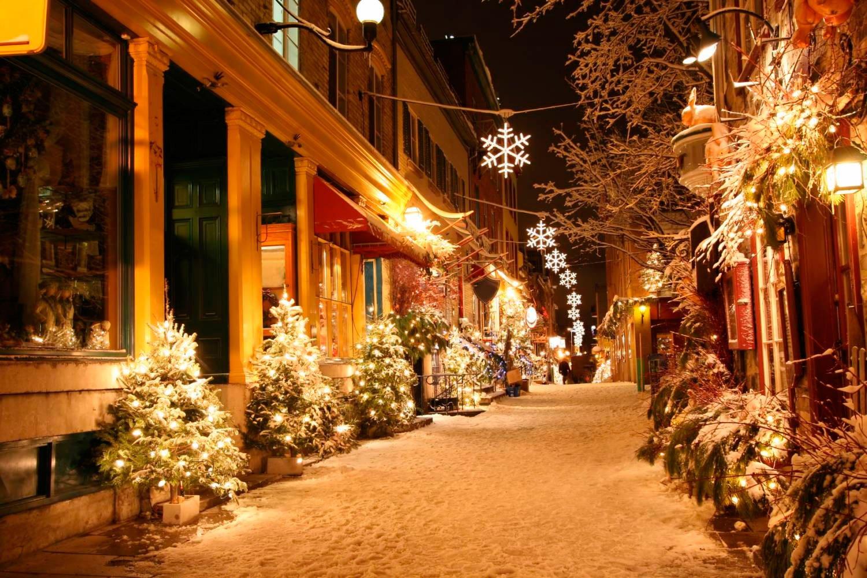 эти картинки зима город новый год всей видимости, нашей