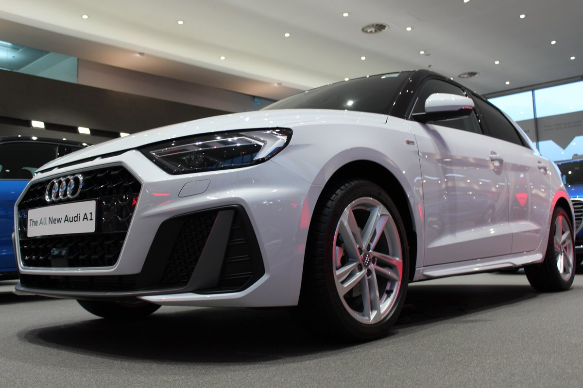 Ni Audi On Twitter Forward Thinking With Advanced Technology The Audi A1 Is The Ideal Companion In An Urban Environment Check Out This Sleek Audi A1 Sportback S Line 30 Tfsi S Tronic
