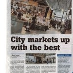 Well done to Preston's New Markets on being voted into the top 10 in the Great British Market Awards 2019 @prestoncouncil @prestonmarkets @Nabma_Markets @leponline #Awards #markets