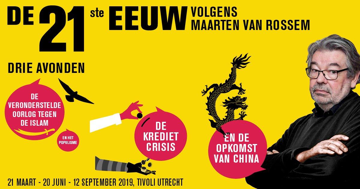 Maarten Van Rossem Maartenblad Twitter