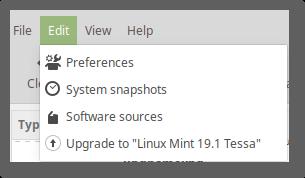 linux mint 19 1 beta download