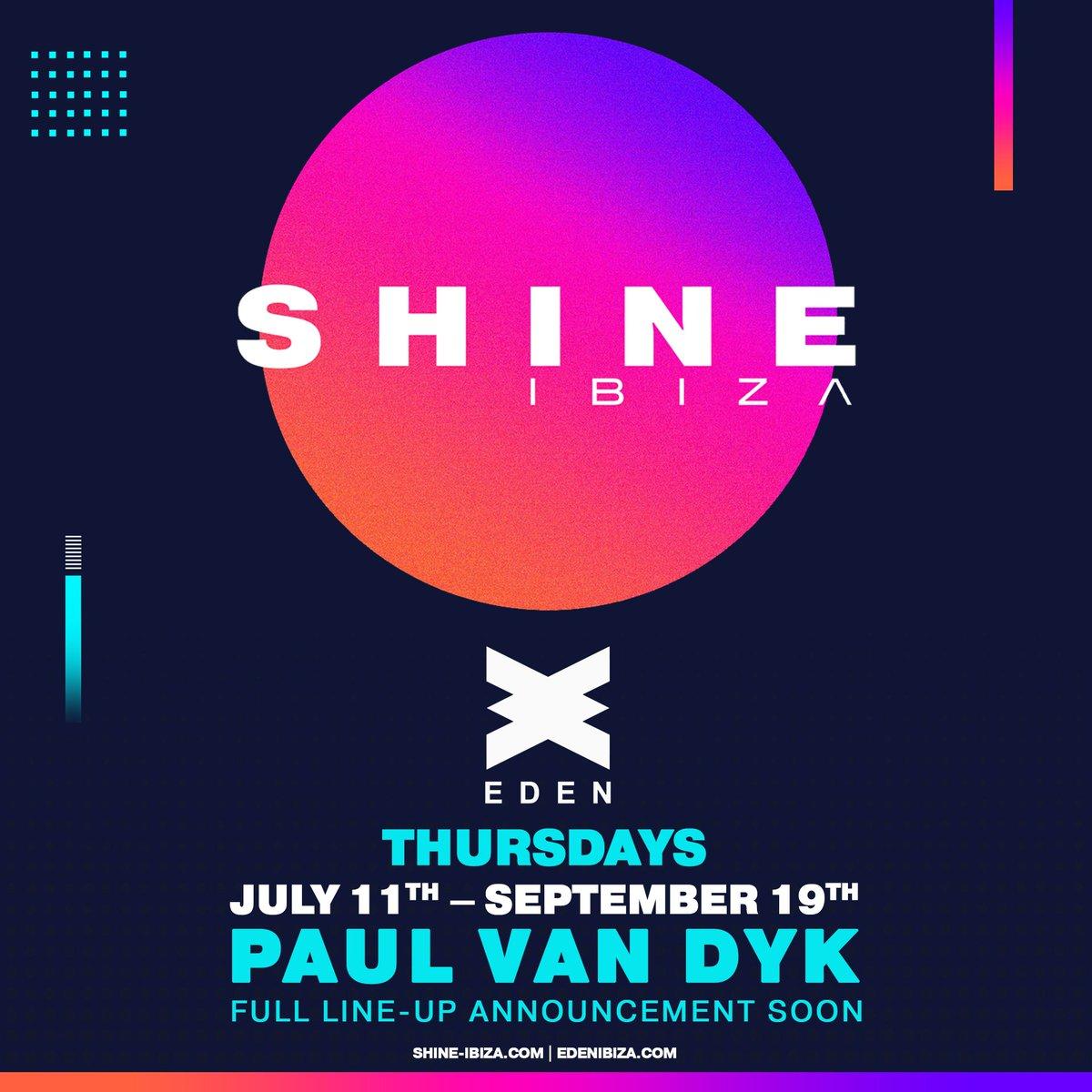 Shine Ibiza 2019