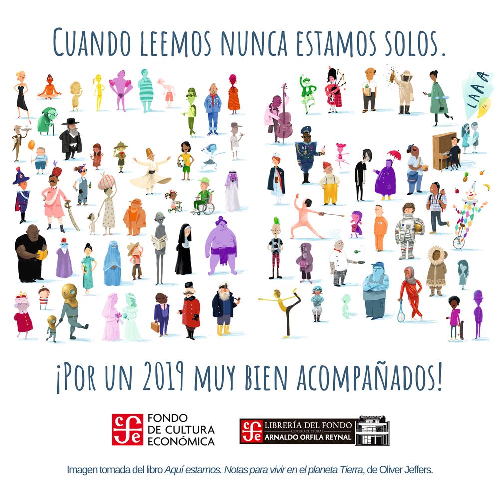 test Twitter Media - RT @FCEArgentina: Nuestro deseo para este 2019. ¡Gracias por acompañarnos otro año más! https://t.co/zFOuPNAkOk