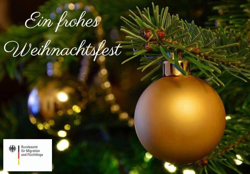 Wir Wünschen Euch Frohe Und Besinnliche Weihnachten.Bamf On Twitter Wir Wünschen Ihnen Frohe Weihnachten Sowie