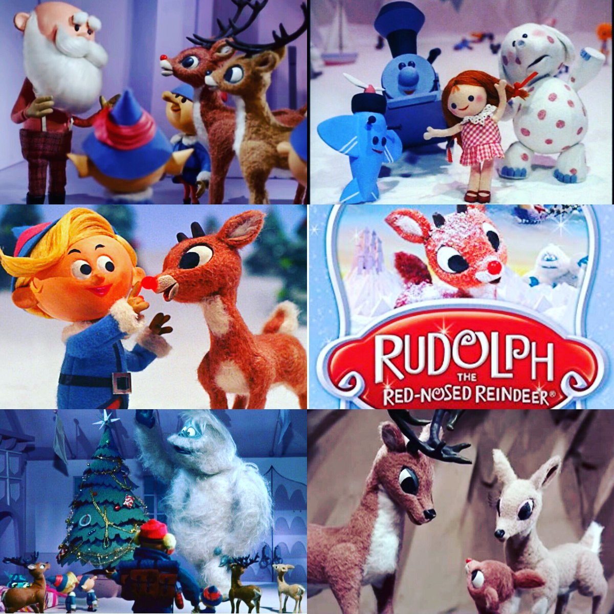 Rudolph Christmas Special.80sthen80snow On Twitter Christmas Special Of The Day