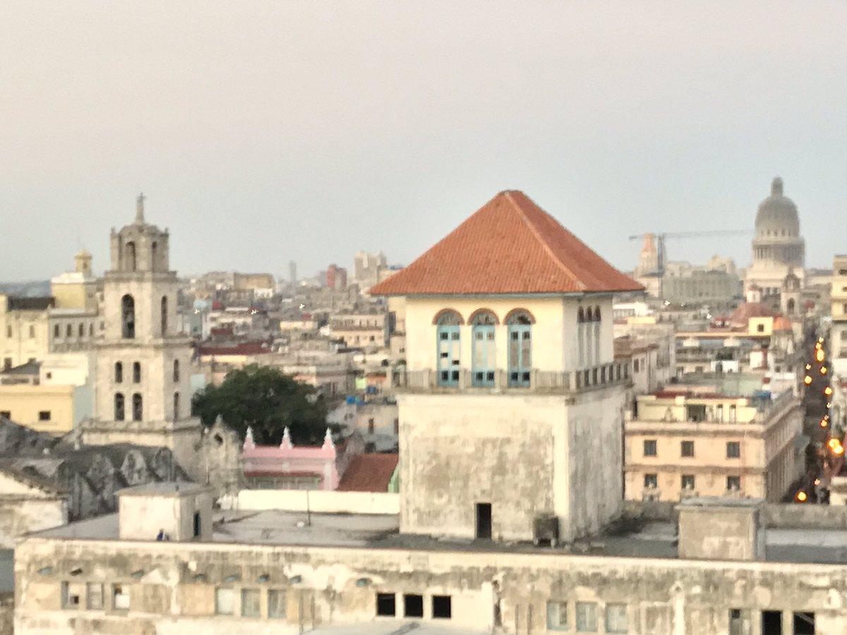 Good morning from Havana, Cuba #smilinvacationcam