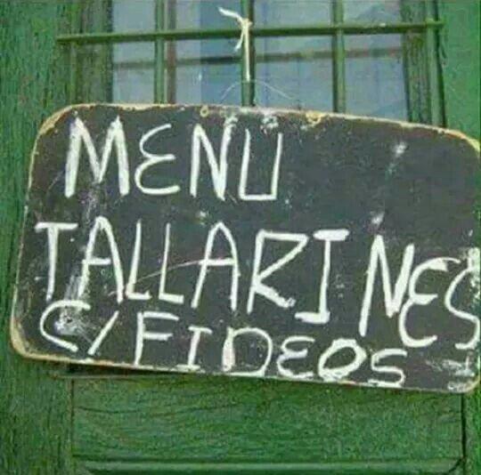 RT @VinchaRecords: Menú del día!  (Aunque hubiese preferido asado con carne)  #BuenJueves https://t.co/Uu9uhva8Ln