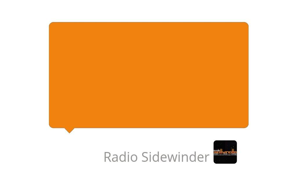 Radio Sidewinder (@RadioSidewinder) | Twitter