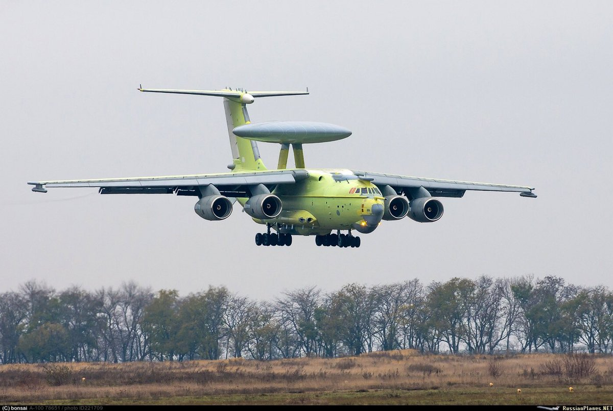 AWACS/Command post aircrafts of RuAF - Page 8 Du3aOpnWwAAuf-_