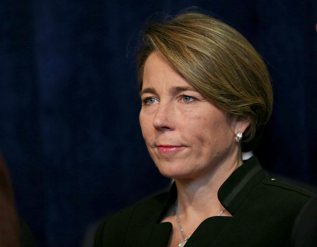 Results for                        Maura Healey
