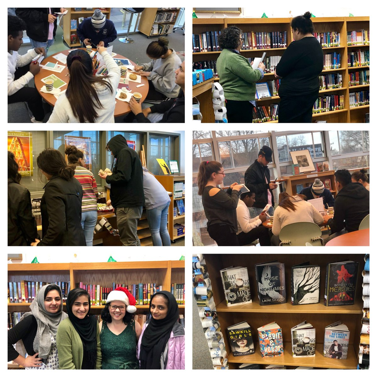 Library Holiday Open House! <a target='_blank' href='https://t.co/y1MrQ72Jqo'>https://t.co/y1MrQ72Jqo</a>