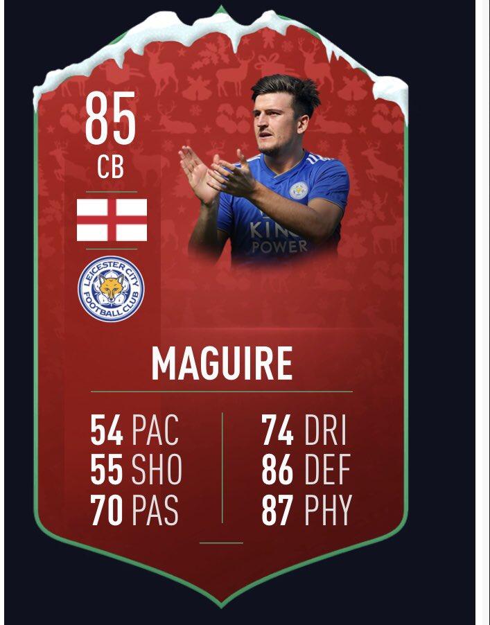 A card like that would be a nice addition to my club. #futmas #FIFAWorldTour #FIFA19 #THFC #England #Fut #Fifa #Furchsnls #Futmad #Totw #Otw #Totgs