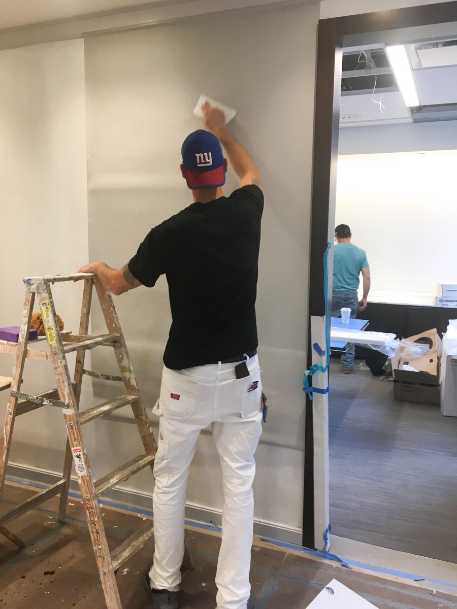 Cca Metro Twitterren Renovation Work On 395 Hudson Street Is Brought To You By Union Carpenters From New York City District Council Of And