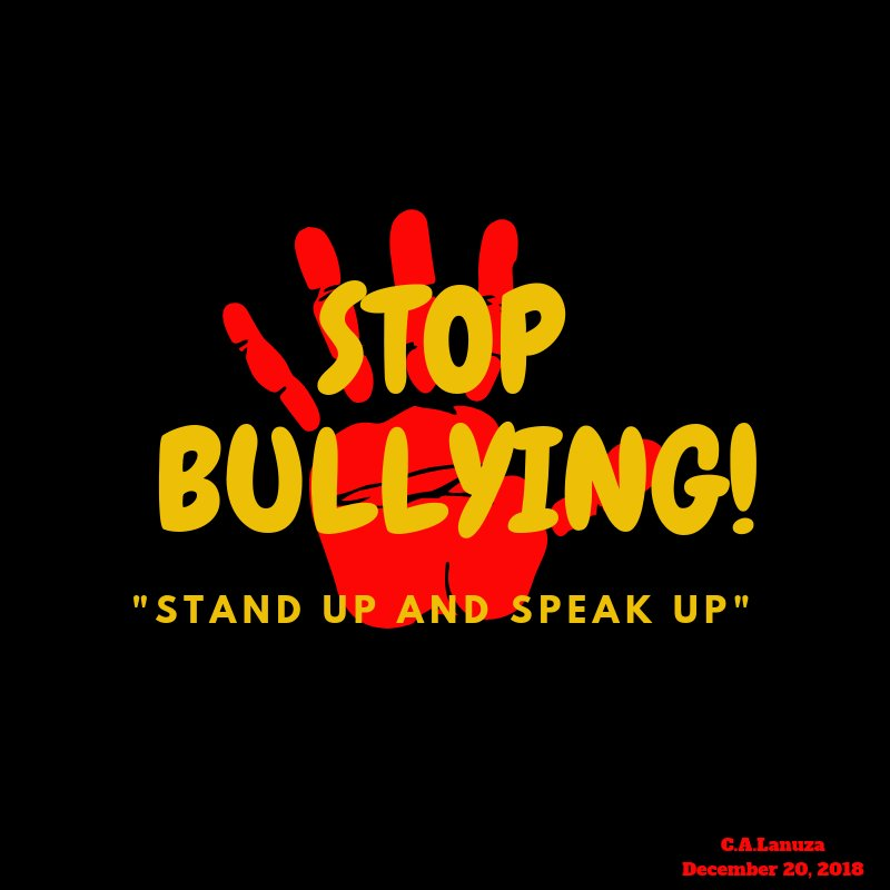 Bullying should not be tolerated, punish not just the Bully or the Parents but also the Friends who Videoed or egg on be part of the Liabilities... Lower the age of Criminal Liability... @sonnyangara @jvejercito @SenGracePOE @DepEd_PH #StandUpAndSpeakUp  #NoToBullying pic.twitter.com/Kv2ILSFJwF