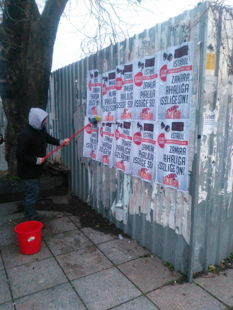 22 Aralık Bakırköy Özgürlük Meydanı  👊