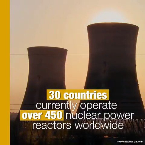 #Nuclear power facts in 60 seconds.