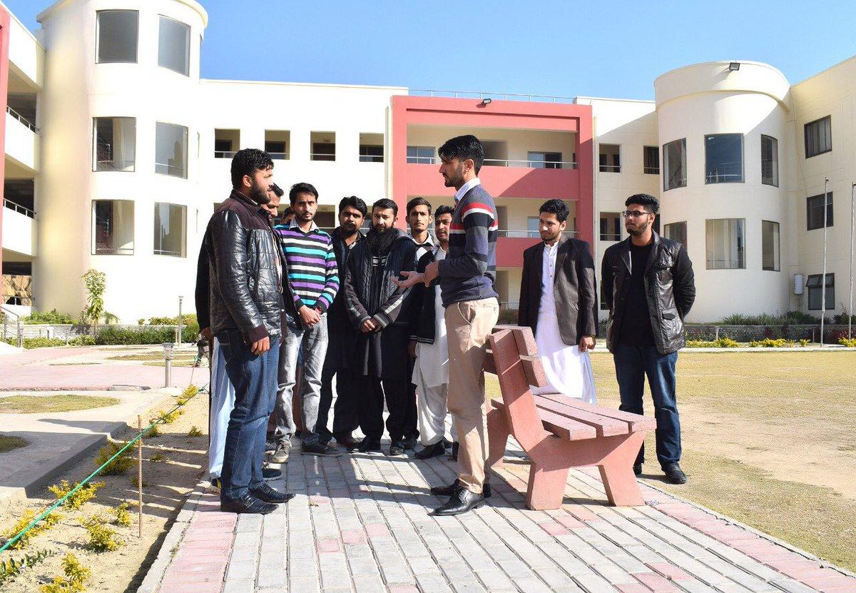 Kort On Twitter Mirpur Ajk Students Of Virtual University Of