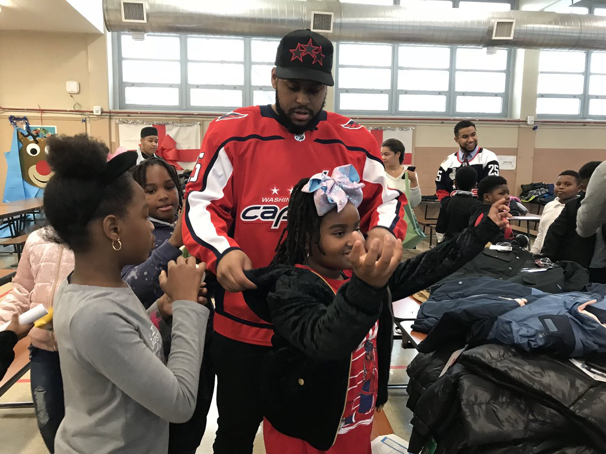 Time to try out some new coats for these awesome kids!   #ALLCAPS #CapsCare