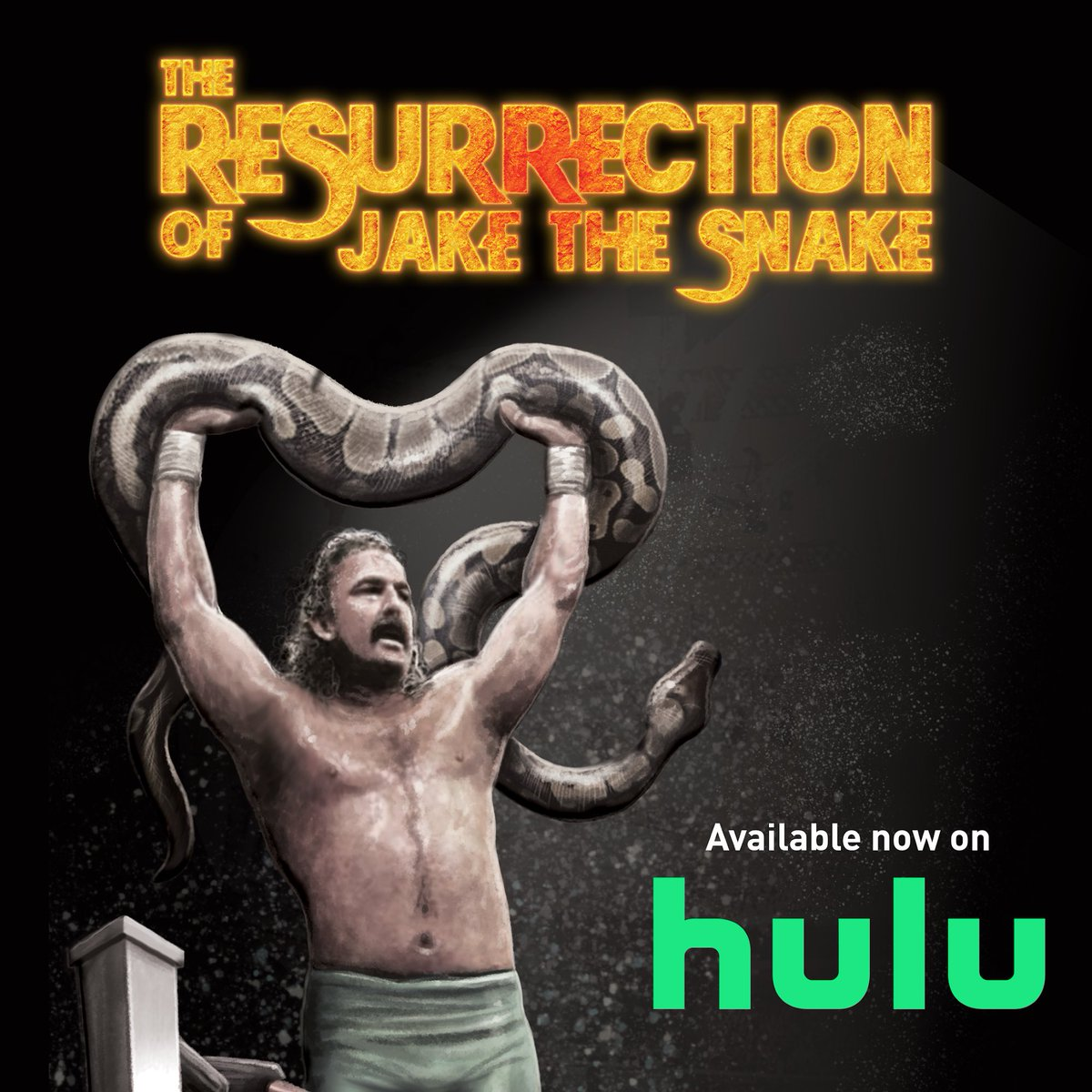 Guys! Resurrection is now streaming on @hulu 💥 Retweet if you've seen it!! DDP💎