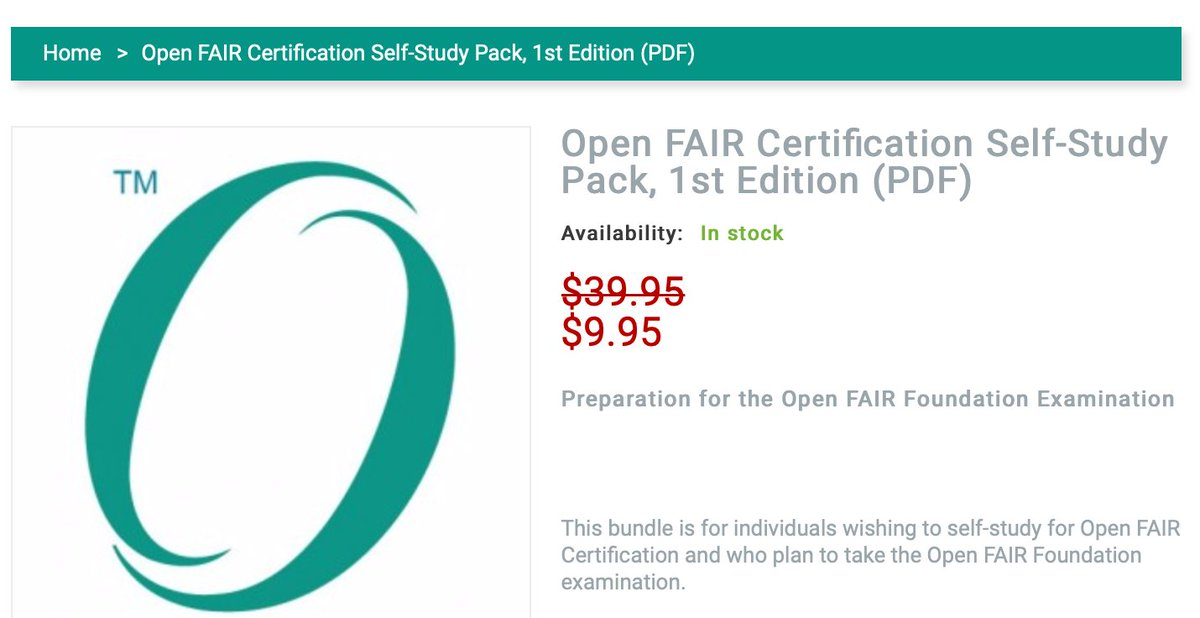 Togaf 9 Certification Self Study Pack (pdf Edition)