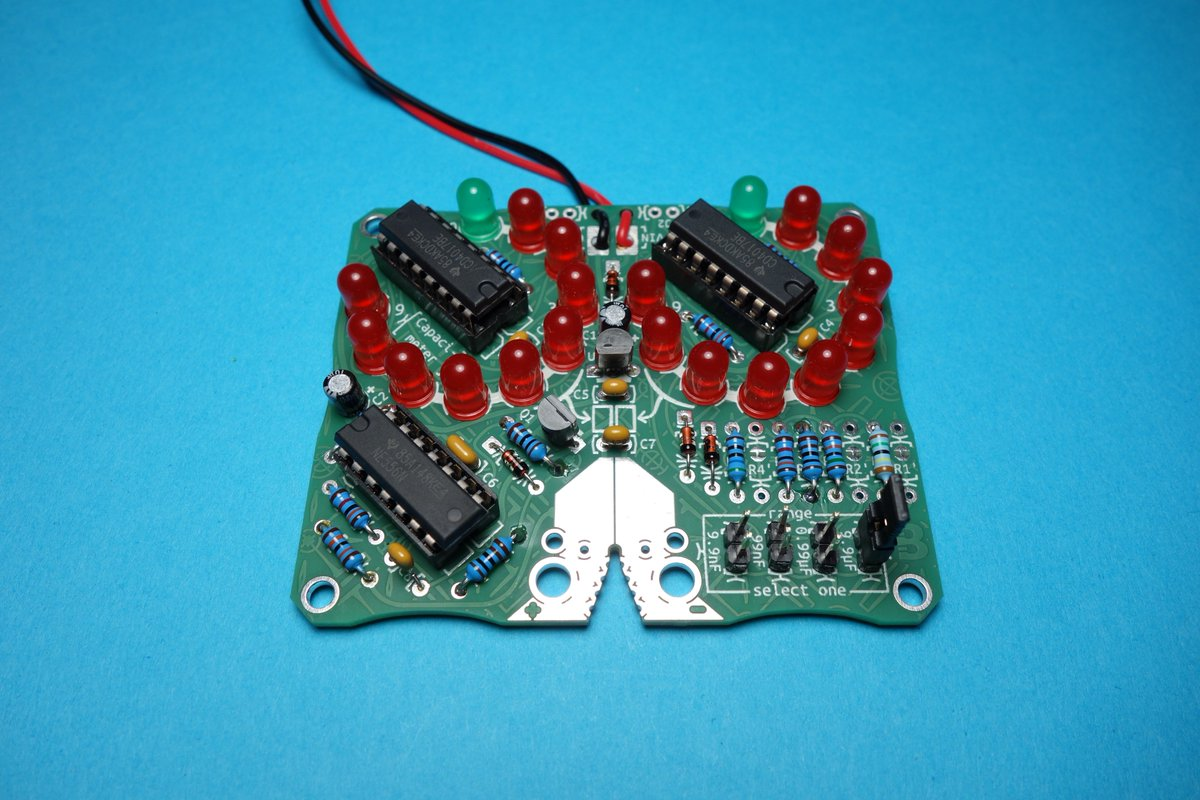 FIN!  Another beautiful project from @boldport and Jez Siddons @peakatlas #BoldportClub