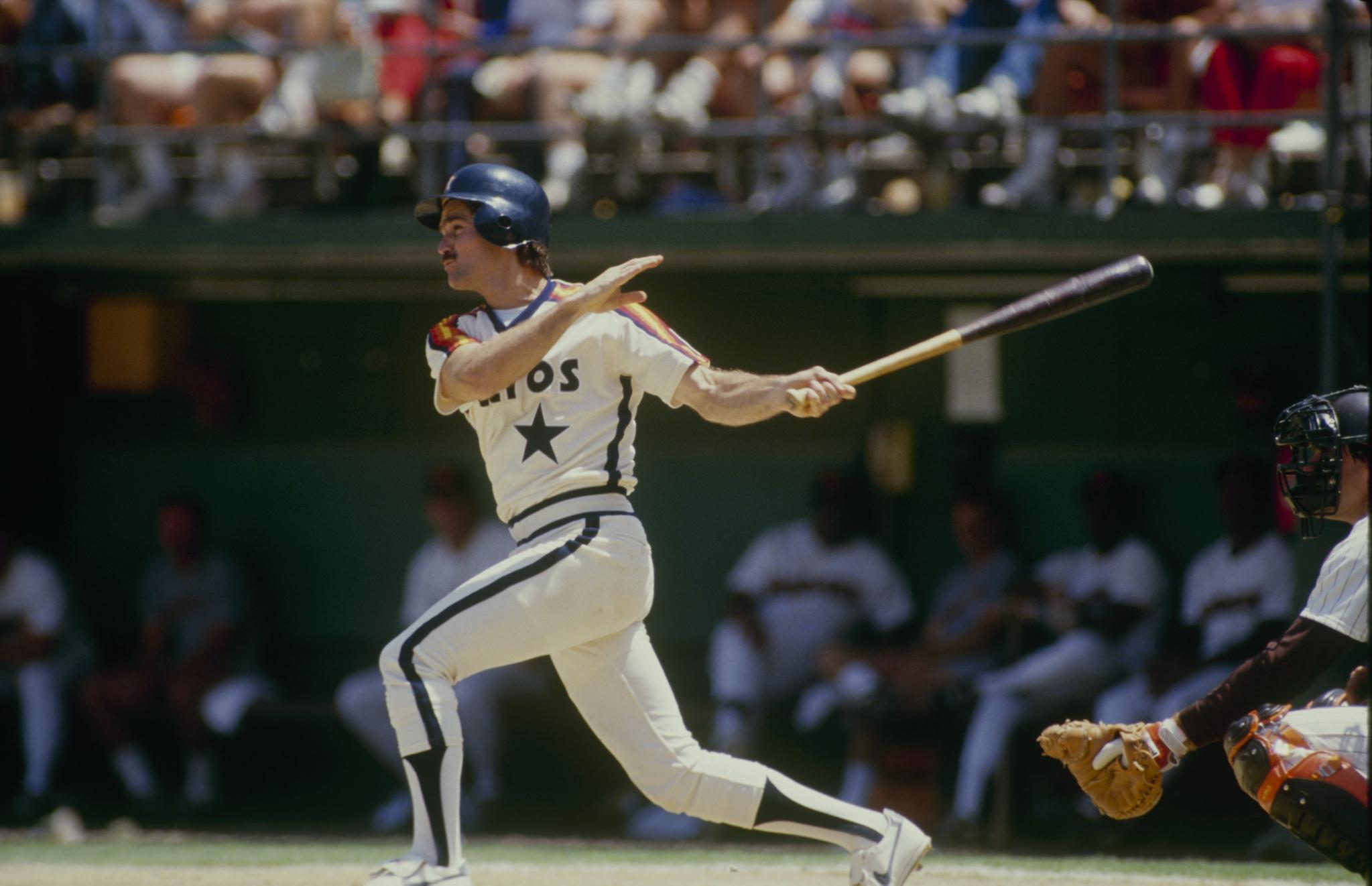 "Astros de Houston on Twitter: ""#TBT: Dickie Thon fue elegido al ..."