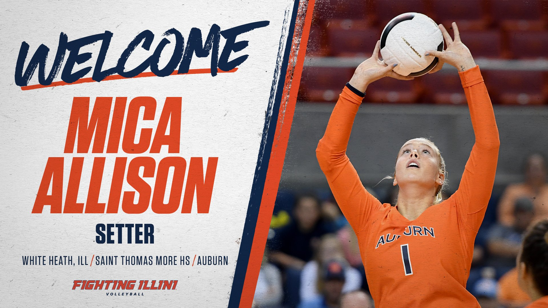 illinois volleyball on twitter also very excited to welcome back