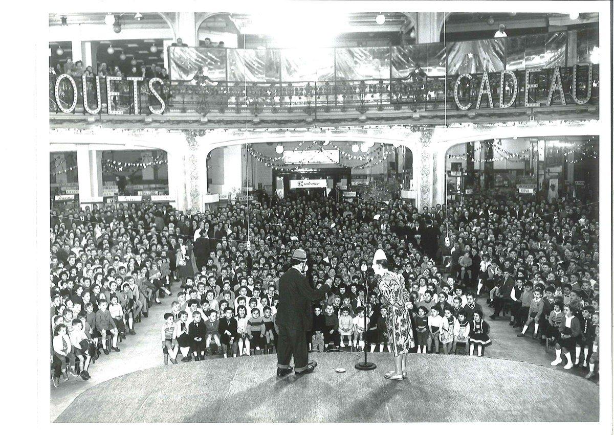 ... organisent pendant les années 1950 la fête de l