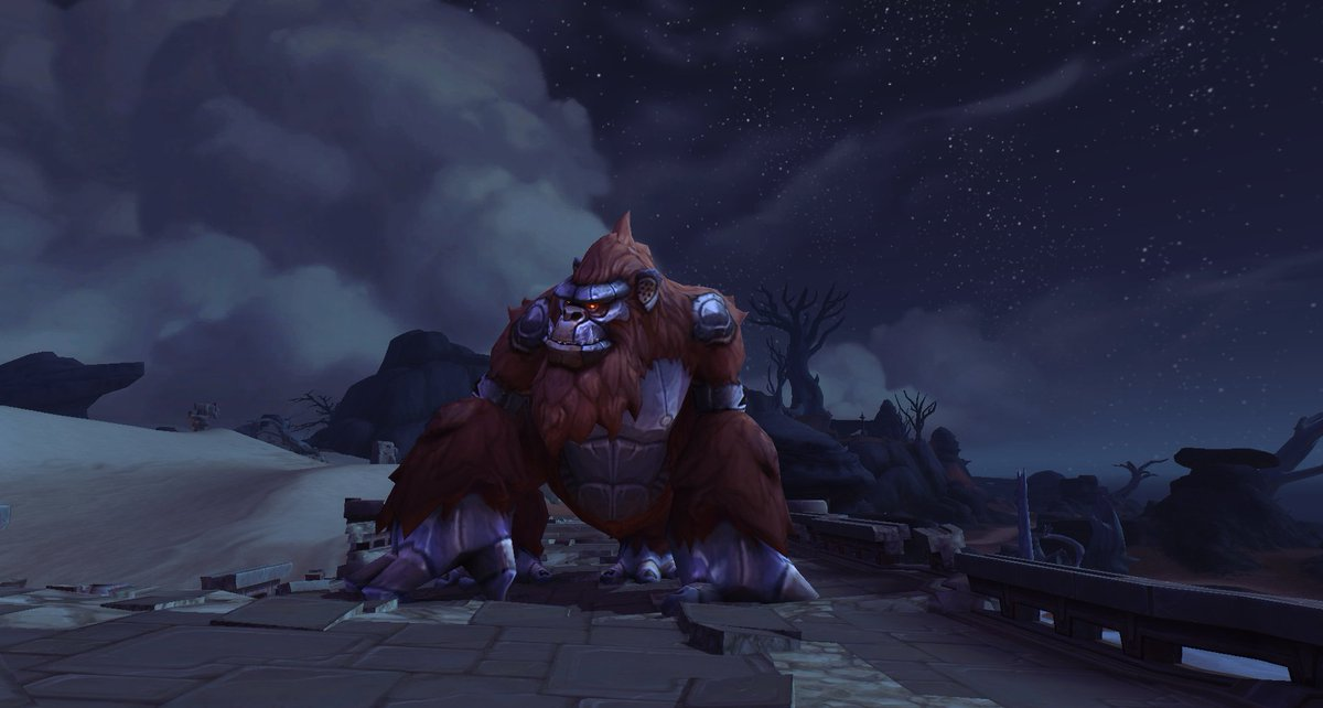 Wowhead On Twitter Did You Know There Are Two Battle Pets Tied To The Vol Dun Faction Assault Learn More About The Rebuilt Mechanical Spider And Rebuilt Gorilla Bot In Our 8 1 Battle