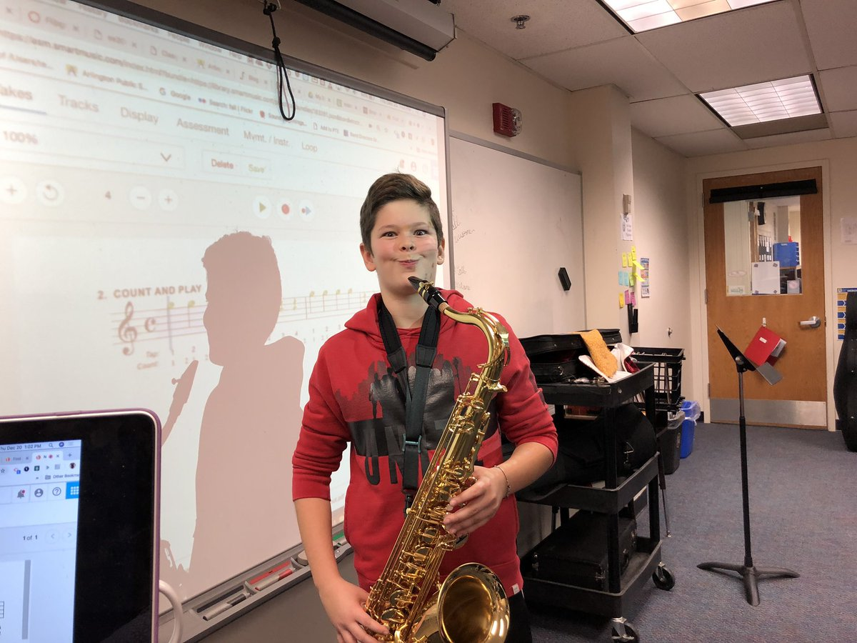 The first student to score 100% with the new SmartMusic online!! Yay, Rocco! <a target='_blank' href='http://twitter.com/longbranch_es'>@longbranch_es</a> <a target='_blank' href='http://twitter.com/SmartMusic'>@SmartMusic</a> <a target='_blank' href='https://t.co/QrPLBAfh7C'>https://t.co/QrPLBAfh7C</a>