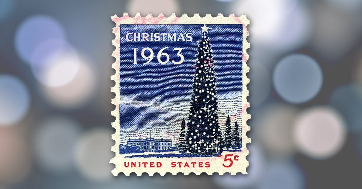 Read The History Of Lily Spandorf And 1963 Christmas Stamp Blog Stampsorg Pictwitter WQXR3AvzDA