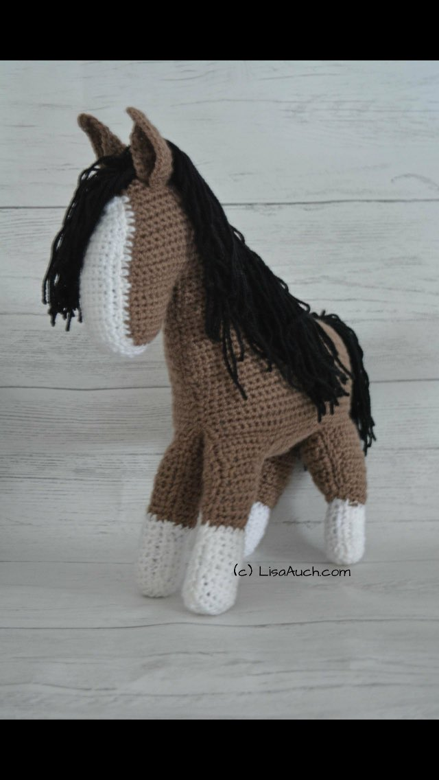 Lisaauch On Twitter Free Crochet Patterns And Designs By Lisaauch How To Crochet A Horse A Free Crochet Horse Pattern Https T Co Jrrfcqxcyn Https T Co Sr7eeuzwdc