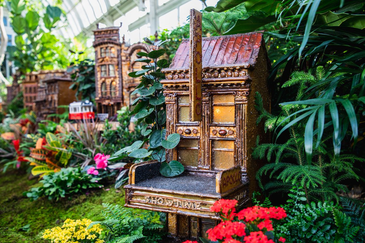 New York Botanical Garden On Twitter It S Showtime At The