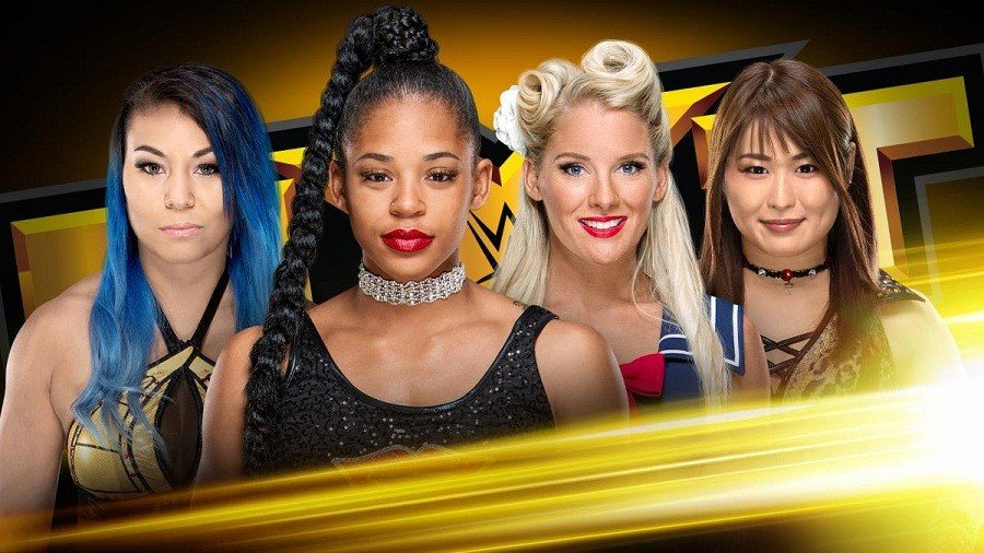 Spoilers: WWE NXT Tapings For Tonight