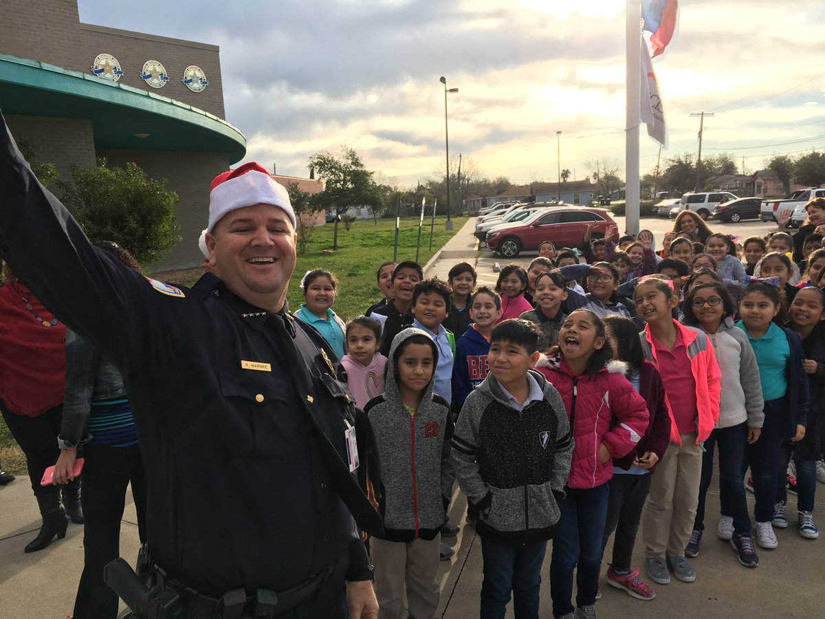 Ccisd On Twitter Today The Ccisd Police Department Had Their