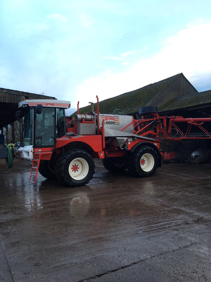 @Batemansprayers all washed and put away for Christmas