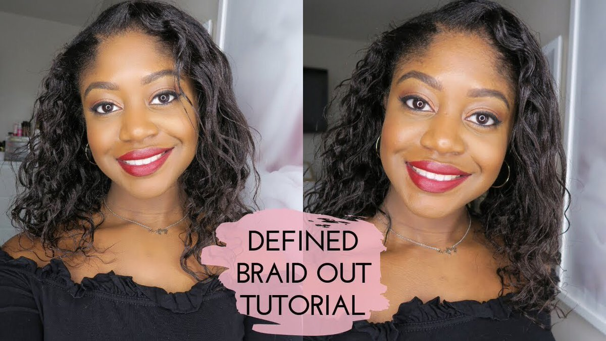 Healthy Hair Junkie On Twitter While Im Here My First Video Is