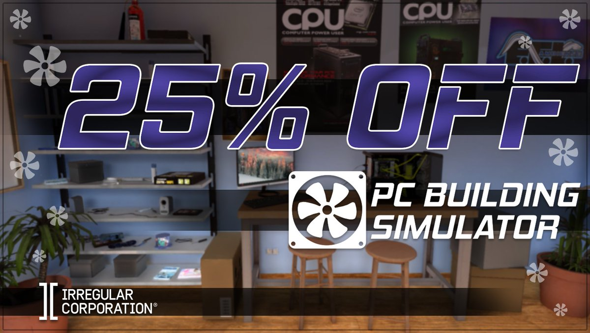 PC Building Simulator on Twitter: